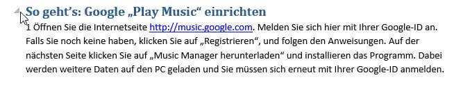 Microsoft Office (Screenshot)