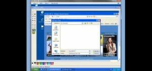 Screenshot mit Windows XP erstellen und Snipping tools für Bildschirmfoto
