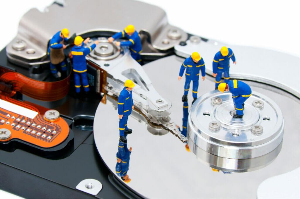 Windows 8 und 8.1: Bessere Backups im Büroalltag