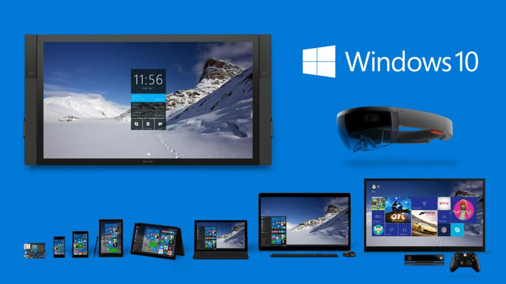 Microsoft Corporation Build 2015