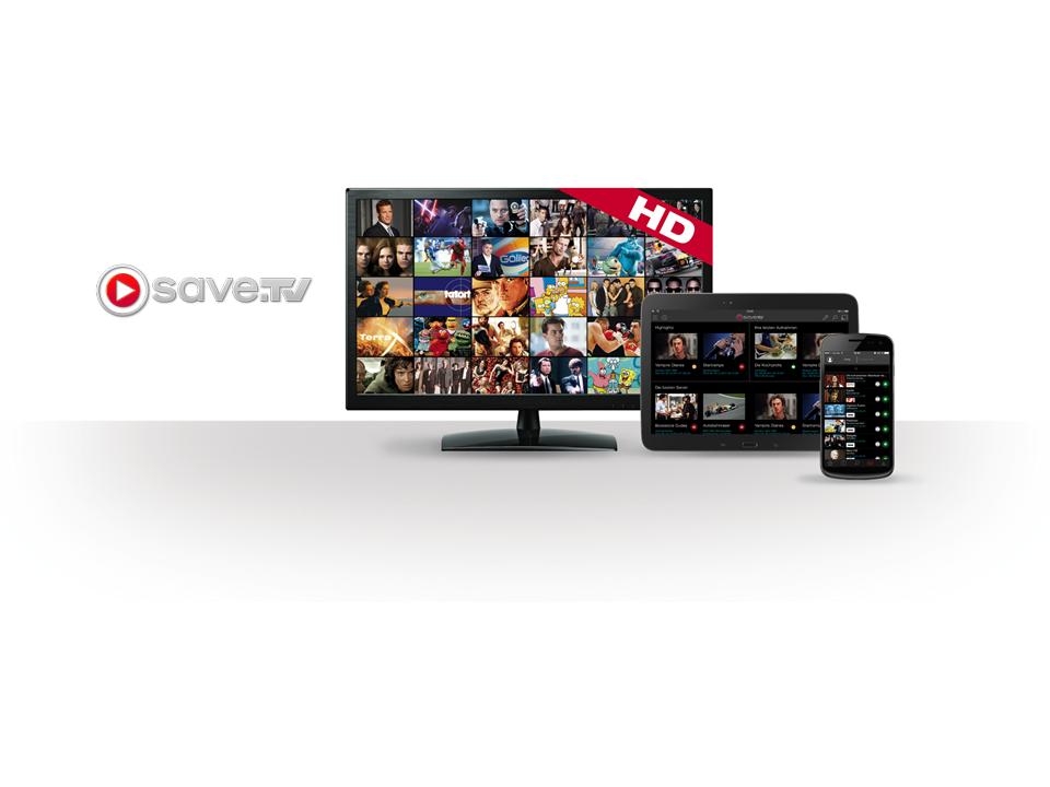 Save.TV: Online-Videothek mit neuer Windows-App